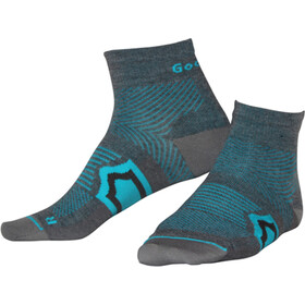 Gococo Trail Running Socks Grey